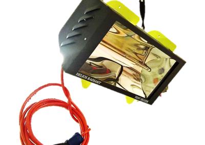 Helios Radiant Tent Heater2